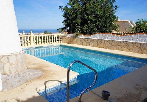 Ferienhaus Spanien Costa Blanca Privater Pool Gunstig Mieten In St