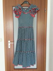Wunderschönes Flamenco Kleid