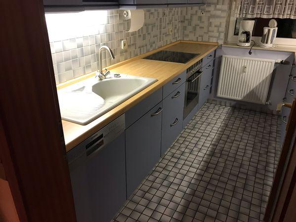 Einbauküche mit allen Elektrogeräten in Köln - Küchenzeilen ...
