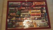 Werbe Truck Sammlung