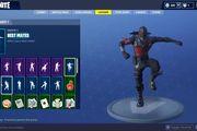Black Knight Fortnite OG Account