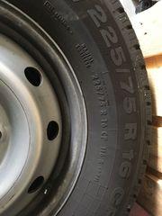 Conti Reifen 225 75 R16