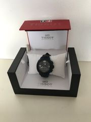 TISSOT - Racing-Touch - Armbanduhr - blau-schwarz -