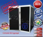 Kühlzelle mit Aggregat Lieferung u