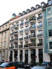 Tiefgaragenplatz Maistraße