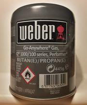 Weber Go-Anywhere