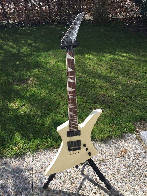 Jackson E-Gitarre in Budenheim - Gitarren/-zubehör kaufen und ...