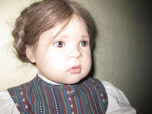 Wunderschöne Sabine Esche Puppe by