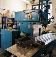 CNC Fräsmaschine FQS
