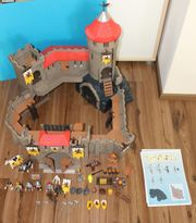 Playmobil Ritter 4865 große Löwenritterburg