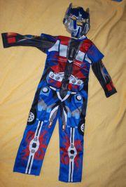 Transformers Kostüm 2-teilig Gr 110