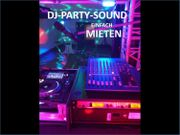 Party Sound mieten