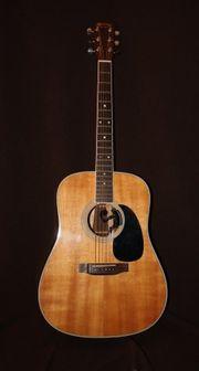 Martin D35 - edle Westerngitarre aus