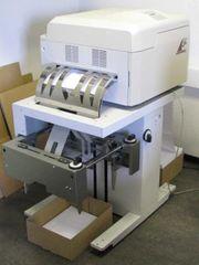 Adressdrucker Laserdrucker für DIN A3-Endlospapier