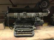 Continental Schreibmaschine ca.