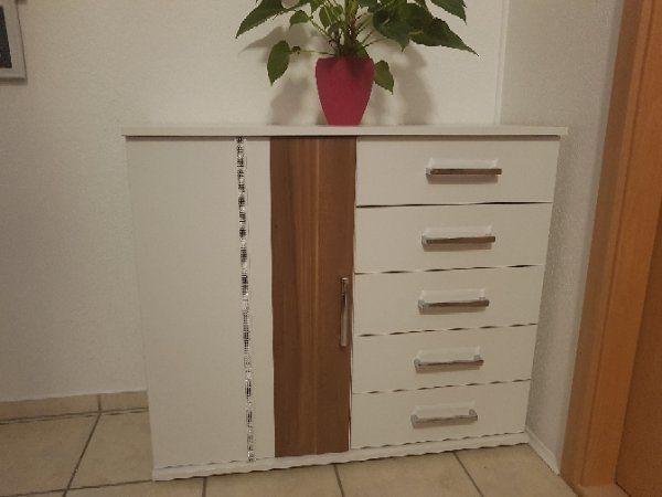 kommode schrank sideboard gebraucht kaufen nur 4 st bis 60 g nstiger. Black Bedroom Furniture Sets. Home Design Ideas