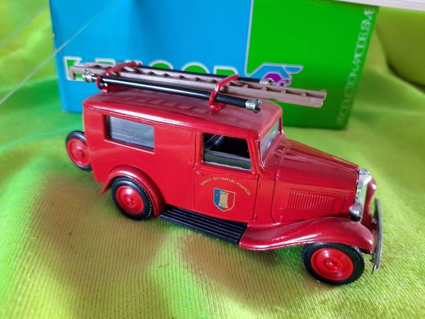 PlayMais Fire Truck Bastelset Neu und OVP