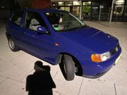 VW Polo Bastlerfahrzeug