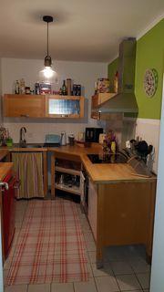 Ikea Värde Küche mit Großgeräten