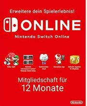 Nintendo switch Online Mitgliedschaft 12