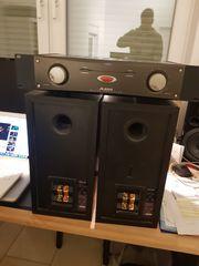 NAD 802 Studio Endstufe Alesis