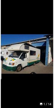 Wohnmobil mit TÜV und Gasprüfung