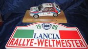Lancia Teile Lancia Rallye Weltmeister
