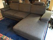 Couch mit Ottomane