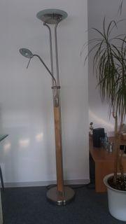 Stehlampe 2-flammig