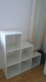 Ikea Regal 3er