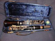 B-Klarinette von Friedrich Arthur Uebel