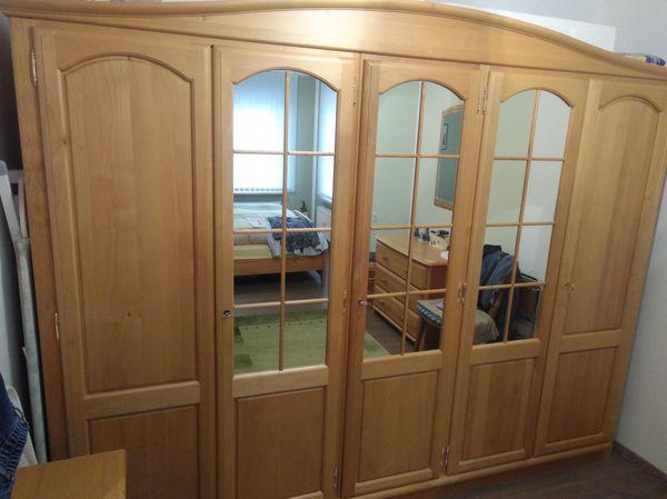 komplettes Schlafzimmer Holz-Kirschbaum in Wendelstein ...