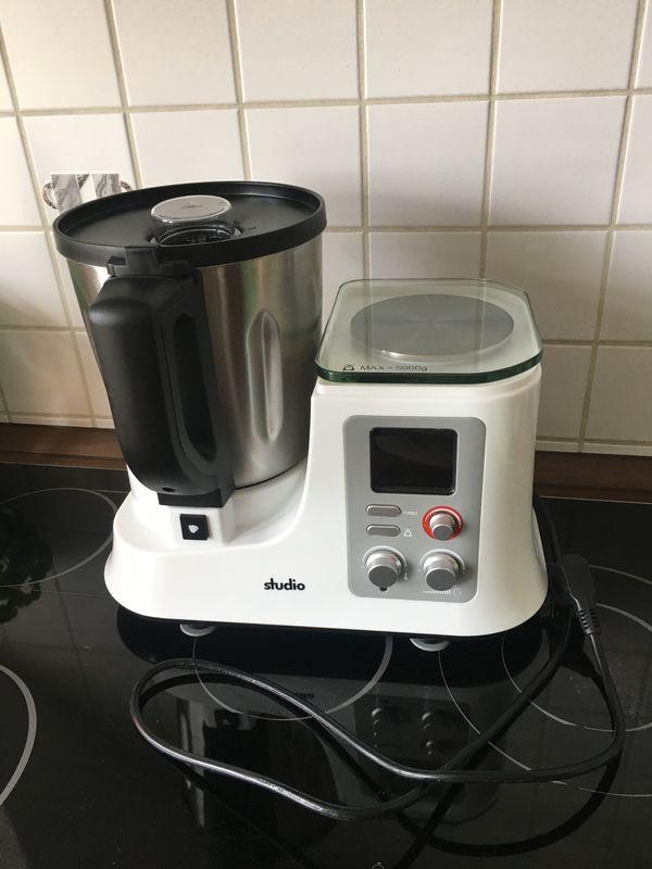 Küchenmaschine mit Kochfunktion in Bonn - Haushaltsgeräte, Hausrat ...