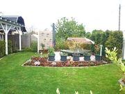 Traumhaft schöner Garten mit vielen