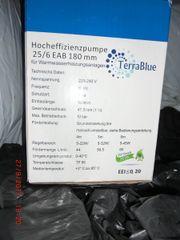 Heizungspumpe, Terrablue 25/