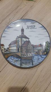 Sammelteller R Schaller Altes Rathaus