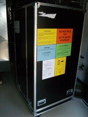 Stagebox Schrankkoffer Kiste Instrumentenkasten