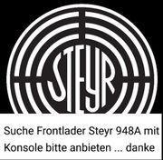 Suche Frontlader Steyr 948A mit