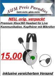 Premium Xbox360 Headset