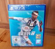 FIFA 19 PS4 NEU OVP