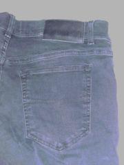 Moderne Hose, schwarz,
