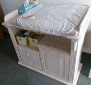 INFANKIDS Romantik Babyzimmer Kinderzimmer Babybett