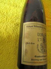 WEIN 1953 EDELBEEREN-AUSLESE -SELTEN
