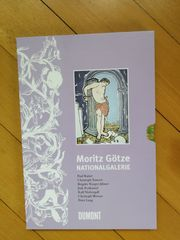 Buch Moritz Götze Nationalgalerie