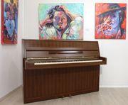 Yamaha Klavier LU 101- Nussbaum dunkel