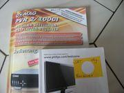 TV Philips 32 für SAT-Receiver