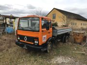 Renault LKW orange