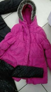 Winter Anorak Jacke