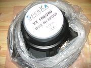 Subwoofer-Lautsprecher 180 200 W 28 -
