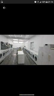 Waschmaschinen Markengeräte ab